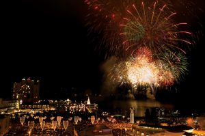 New Year's Eve Masquerade Ball at the Coeur d'Alene Resort