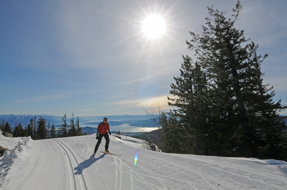 Schweitzer Mountain: Ski Free on Toyota Day in January 2017