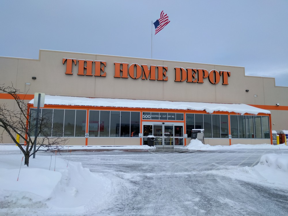 Home Depot in Sandpoint