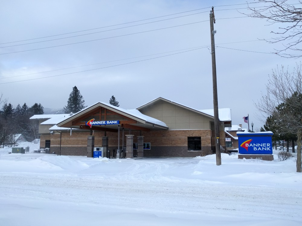 Banner Bank in Sandpoint