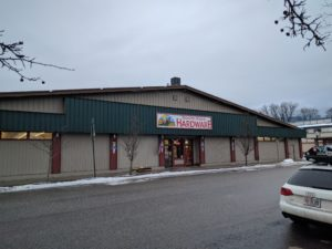 South Fork Hardware in Sandpoint