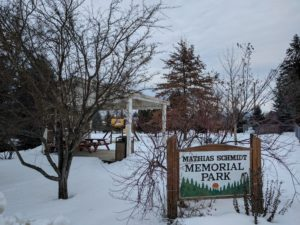 Mathias Schmidt Memorial Park in Kootenai