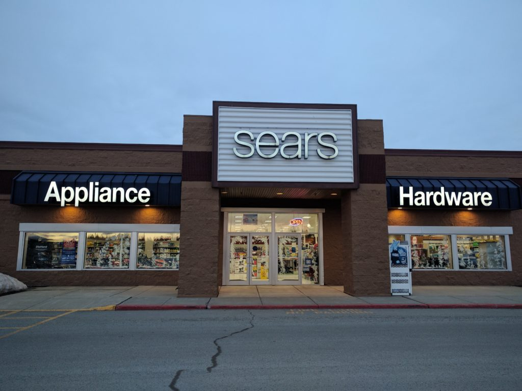 Sears in Ponderay