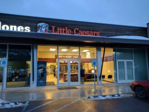 Little Ceasars in Ponderay
