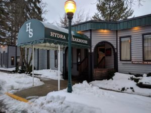 Hydra Steakhouse in Sandpoint