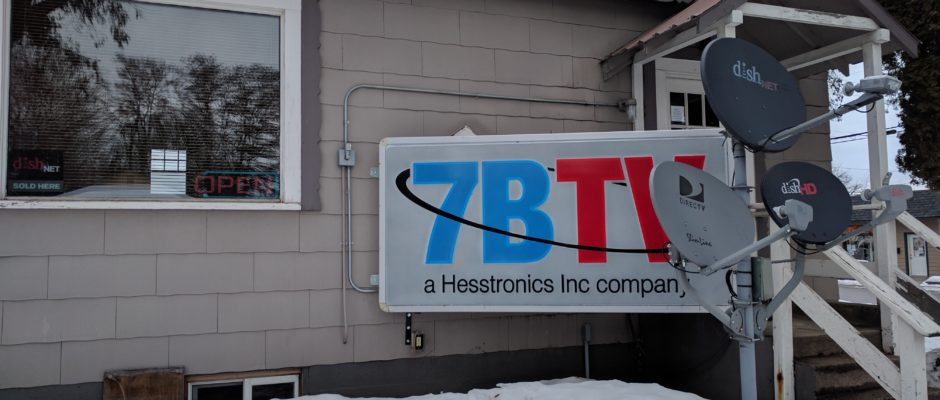 7BTV in Sandpoint