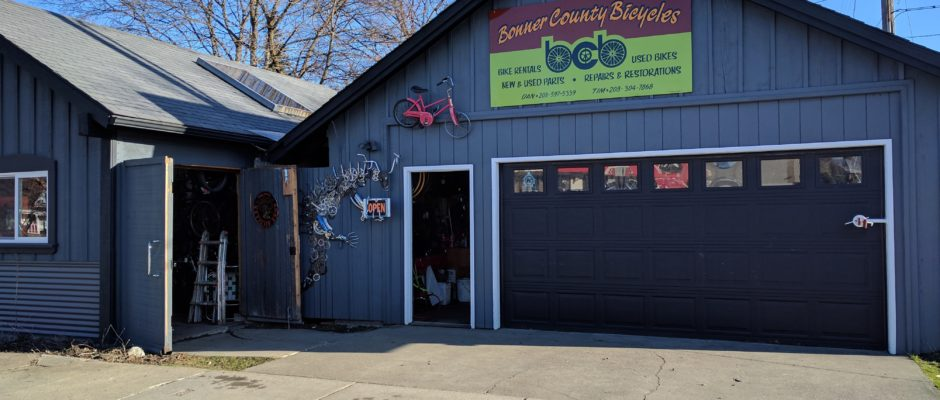 Bonner County Bicycles in Sandpoint